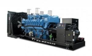 Grup electrogen diesel ESE 1770 MTU