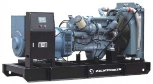 Generator / grup electrogen motorina ESE 810 kva Man