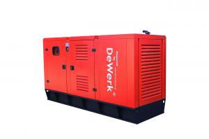 Grup electrogen diesel ESE 110 DWS