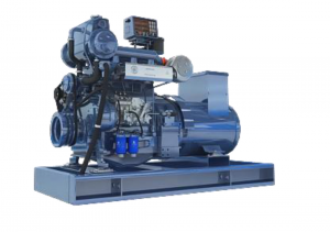 Generator / grup electrogen marin Ese 40 MB Baudouin