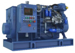 Generator / grup electrogen marin Ese 75 MB Baudouin