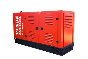 Generator / grup electrogen motorina ESE 200 kva Volvo