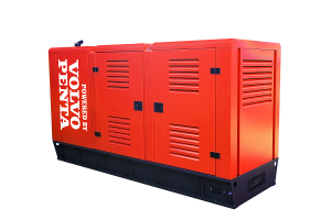 Generator / grup electrogen motorina ESE 280 kva Volvo