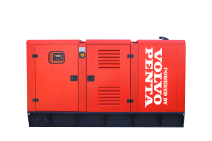 Generator / grup electrogen motorina ESE 700 kva Volvo TV