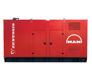 Generator / grup electrogen motorina ESE 1000 kva TM Man