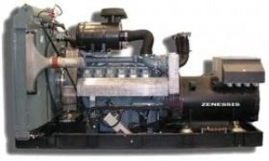 Generator / grup electrogen motorina ESE 450 kva Man