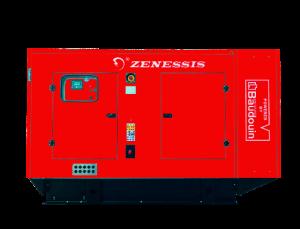 Grup electrogen pe gaz natural ESE 206 TBG