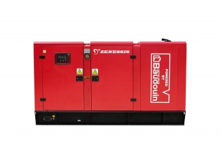 Generator / grup electrogen motorina ESE 125 kva Baudouin