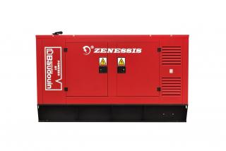 Generator / grup electrogen motorina ESE 22 kva Baudouin